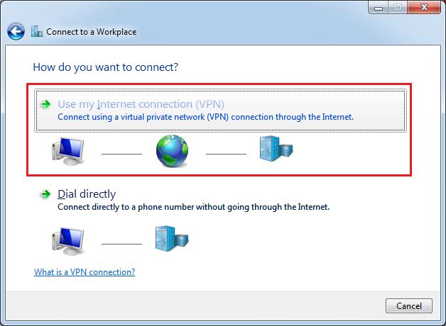 Step by Step konfigurasi PPTP VPN Client di Windows 7