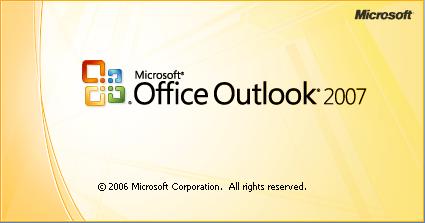 microsoft outlook 2007 sekedar berbagi