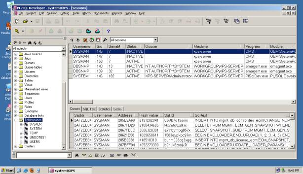 Database Server Oracle 10g – Larasindo : 0813 86 473757
