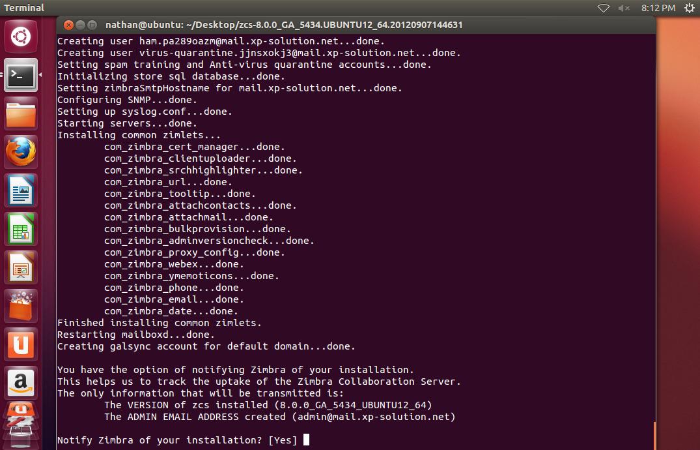 installa demo di policyd zimbra 8 - thesaleweb cf