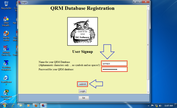 Install-Quiz-Result-Management-for-Win-7-x64-009
