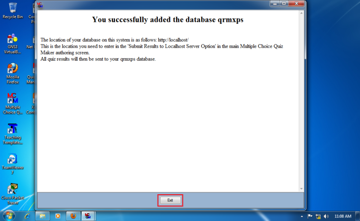 Install-Quiz-Result-Management-for-Win-7-x64-010