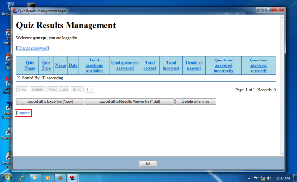Install-Quiz-Result-Management-for-Win-7-x64-013