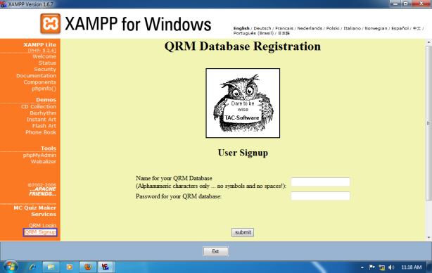 Install-Quiz-Result-Management-for-Win-7-x64-021