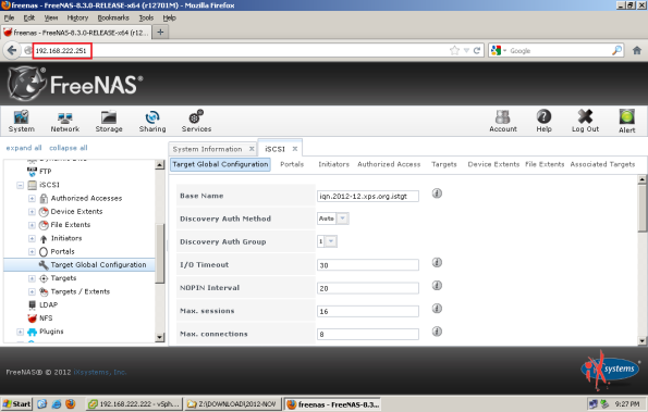 Konfigurasi-iSCSI-External-Storage-FreeNAS-8.3.0-on-VMWare-ESX-001