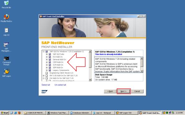 Step by Step Installasi dan Konfigurasi SAP GUI / SAP