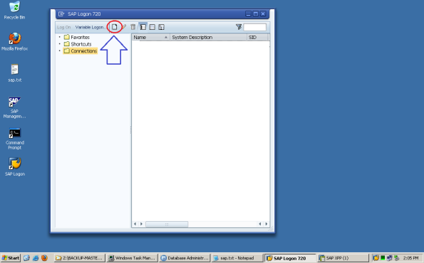 Install-SAP-Logon-720-001