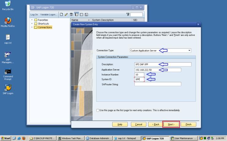 Install-SAP-Logon-720-003