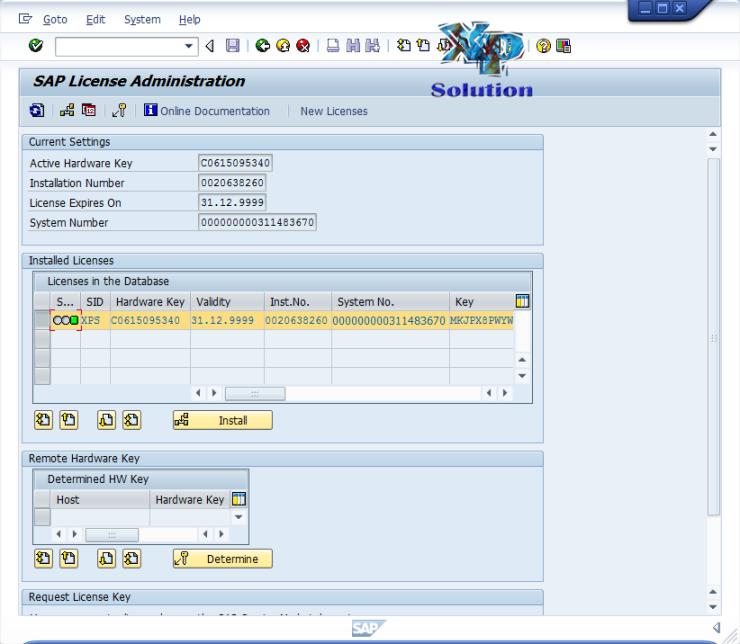 SAP-on-SLES-10-Install-050-SAP-License
