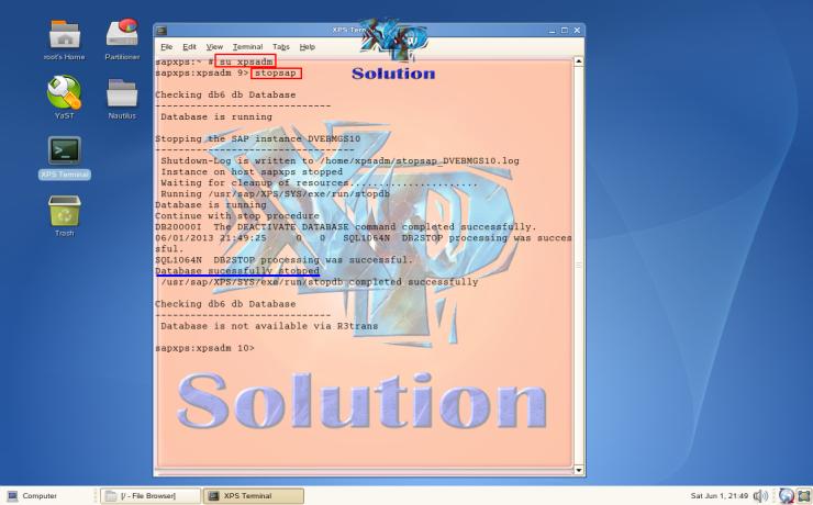 SAP-on-SLES-10-Install-051-StopSAP