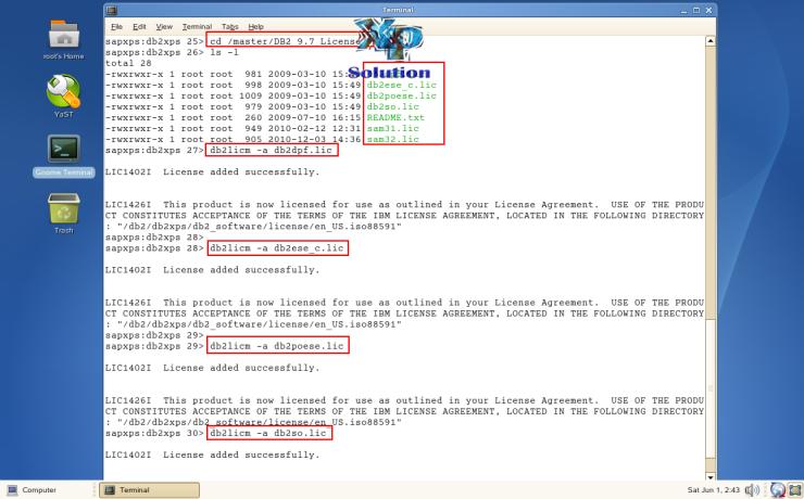 SAP-on-SLES-10-Install-053b-DB2License