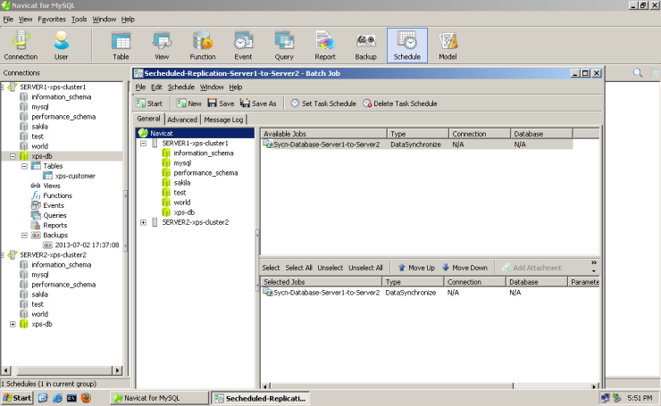 MySQL-Navicat-Database-Replication-014-secheduled-replication