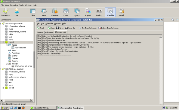 MySQL-Navicat-Database-Replication-015-secheduled-replication