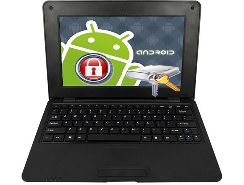 XPS-Droid-Laptop-Locked