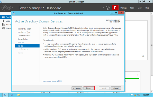 Install-Active-Directory-Win2012-DC-Server-007