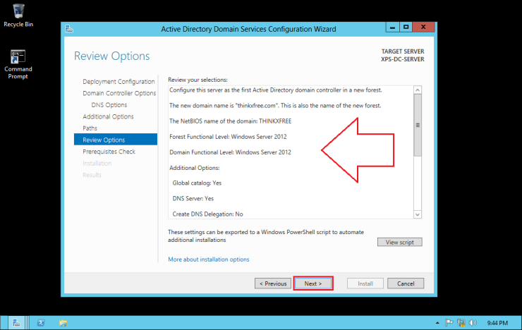 Install-Active-Directory-Win2012-DC-Server-018