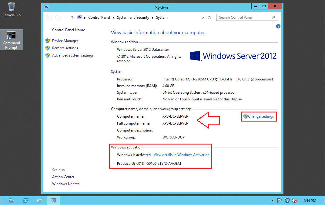 Windows XP File Sharing Tutorial