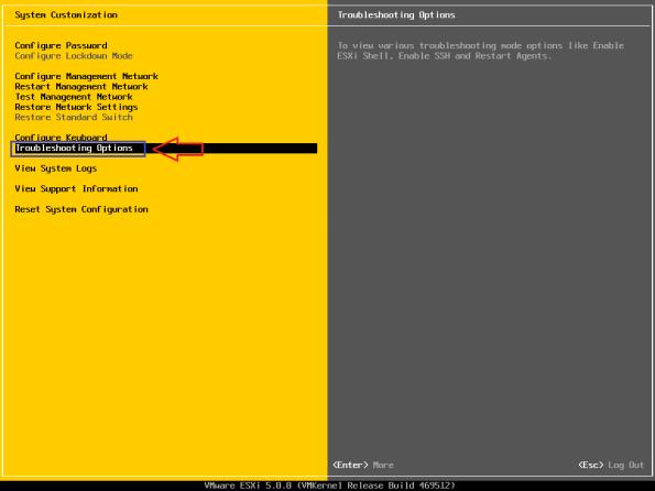 vSphere-5.0-Activate-SSH-and-CLI-003