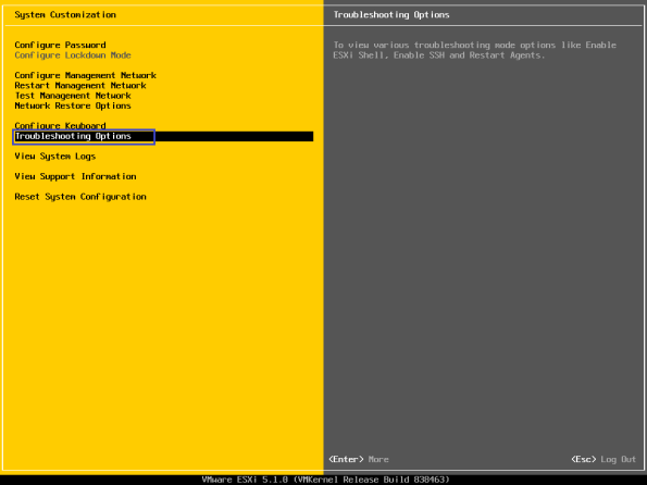 vSphere-5.1-Activate-SSH-and-CLI-002