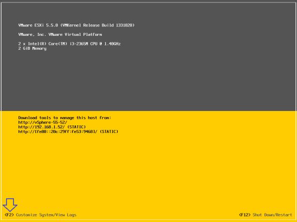 vSphere-5.5-Activate-SSH-and-CLI-001