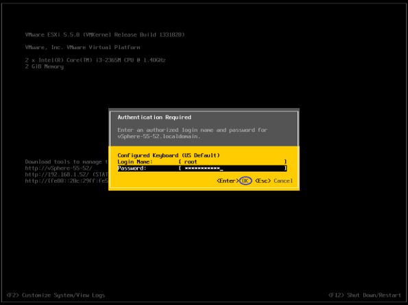 vSphere-5.5-Activate-SSH-and-CLI-002