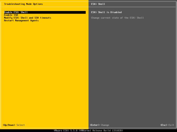 vSphere-5.5-Activate-SSH-and-CLI-004