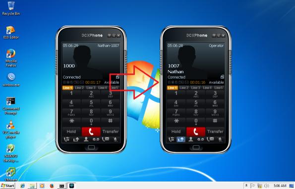 Elastix-2.4.0-IP-PBX-SERVER-3CX-Phone-Client-Installation-010