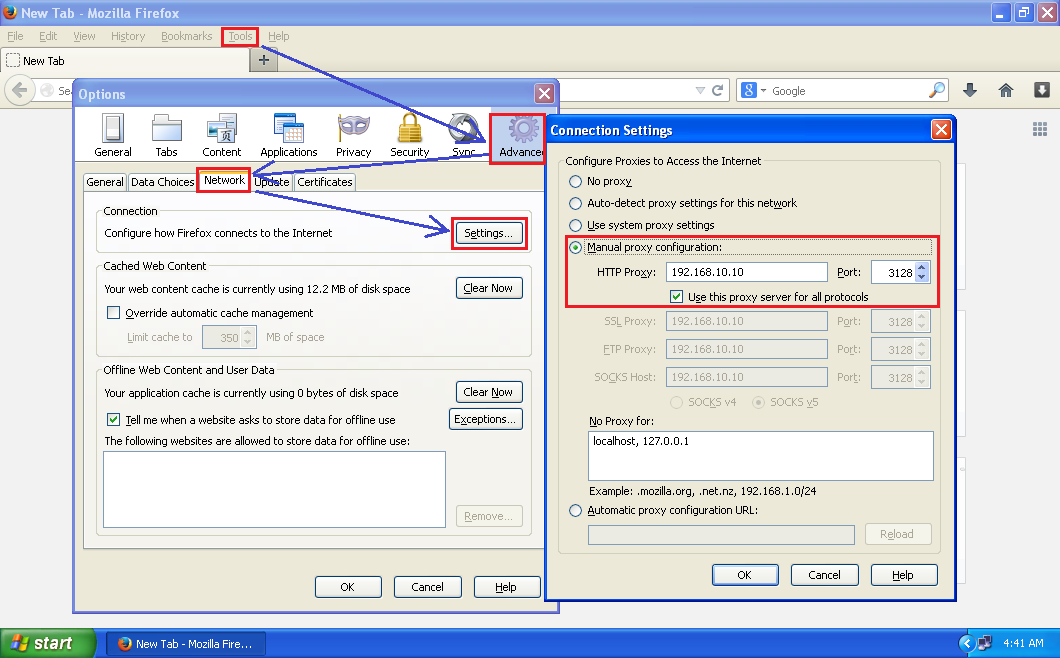 Setting-Proxy-Client-001