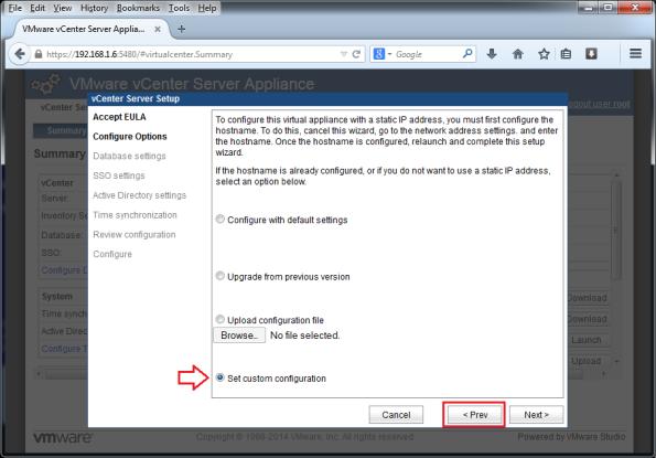 VMware-vCenter-Server-Appliance-5.5-004