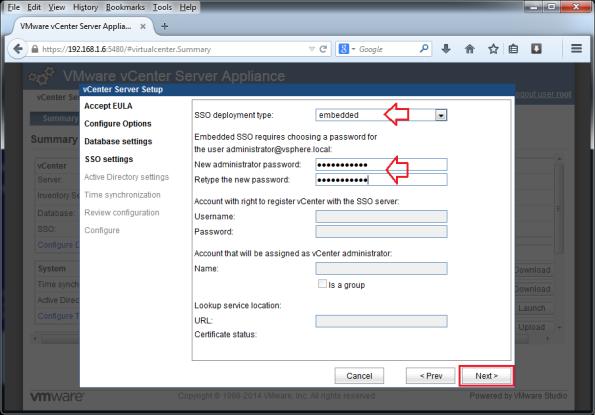 VMware-vCenter-Server-Appliance-5.5-006