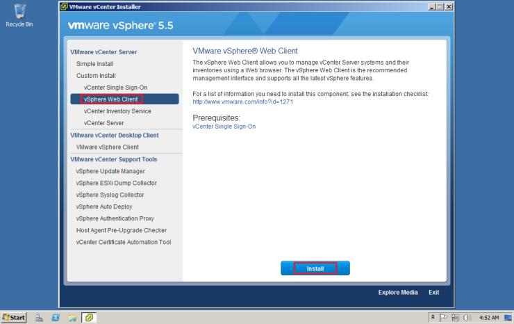 02-VMWare-vCenter-5.5-vSphere-Web-Client-Install-001