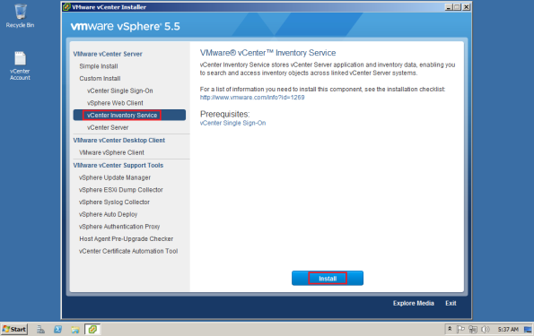 03-VMWare-vCenter-5.5-Inventory-Service-Install-001