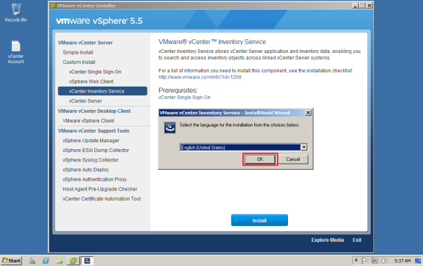 03-VMWare-vCenter-5.5-Inventory-Service-Install-002