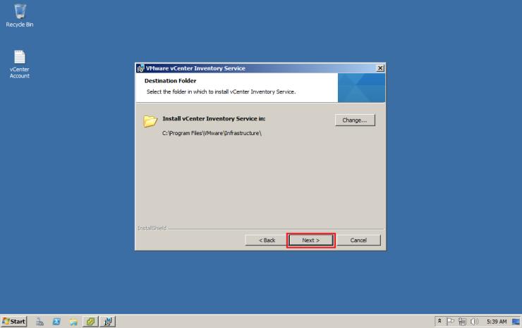 03-VMWare-vCenter-5.5-Inventory-Service-Install-005