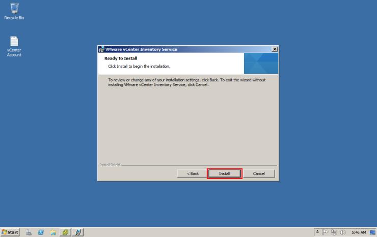 03-VMWare-vCenter-5.5-Inventory-Service-Install-011