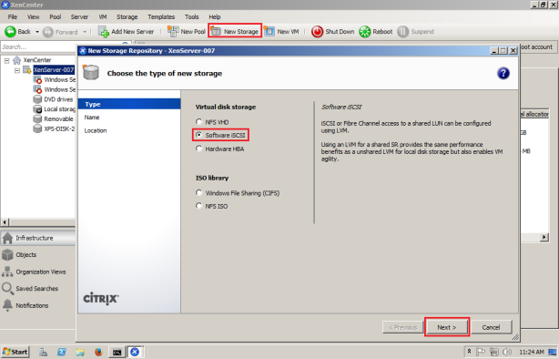 Install-NAS-iSCSI-Disk-for-Repository-CITRIX-XenServer-6.5.0-003
