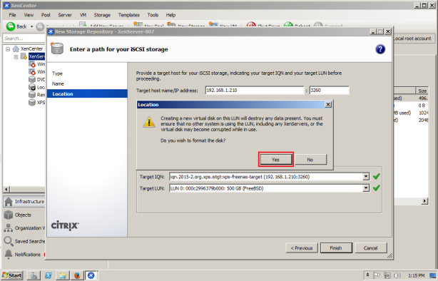 Install-NAS-iSCSI-Disk-for-Repository-CITRIX-XenServer-6.5.0-008