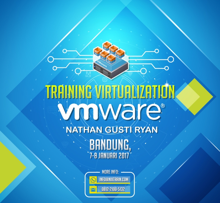 training-vmware-7-8-januari-2017-bandung